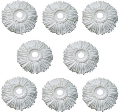 Mystique Mop head refiils (Set of 8) Home Cleaning Set