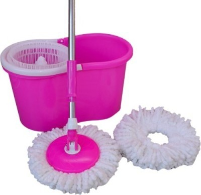 Easy Clean pink Home Cleaning Set