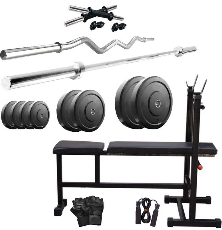 Star X 40 kg Home Gym Combo set Home Gym Combo(40 - 60 kg)