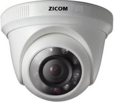 Zicom HDTVi 720p IR Dome 1 Channel Home Security Camera