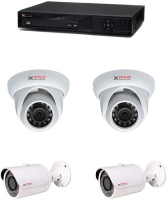 Cp Plus HDCVI DVR 4 Channel Home Security Camera