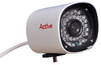 Active Feel Free Life Analog 800 TVL Bullet 36IR 0 Channel Home Security Camera