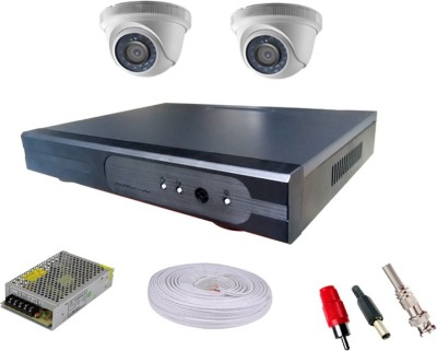 Easy 4 Channel Home Security Camera