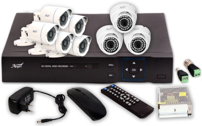Angel DVR System 8 Channel Home Security Camera