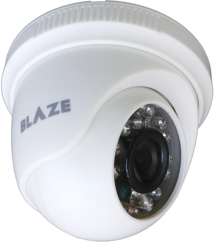 Blaze Blaze 1 MP HD Night Vision Dome Camera 1 Channel Home Security Camera(N/A)