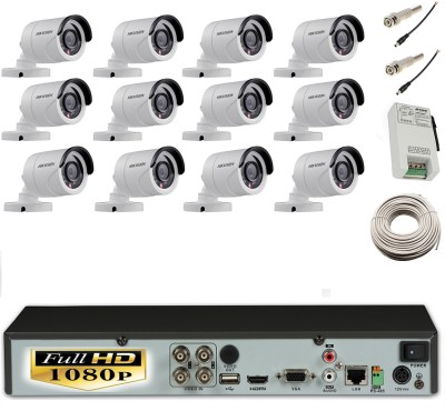 Hikvision Hybrid Video Recorder 16 Channel Home Security Camera