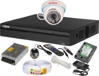 Dahua 4 Ch Dvr System 4 Channel Home Security Camera