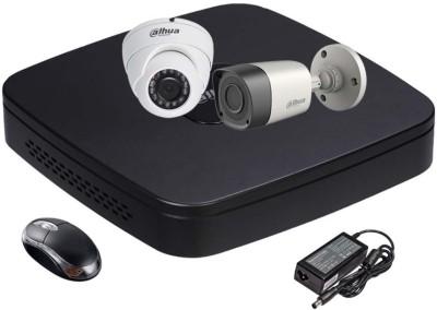 Dahua-DH-HCVR4104C-S2-4CH-Dvr,-1(DH-HAC-HDW1000RP-0360B)-Dome,-1(DH-HAC-HFW1000RP-0360B)-Bullet-Camera
