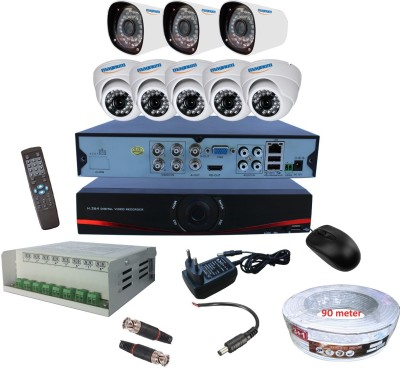 magnum elite mag-combo-ahd8 8 Channel Home Security Camera