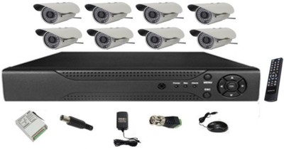 MDI 8 Ch Dvr System 8 Channel Home Security Camera