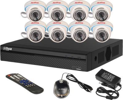 Dahua 8 Ch Dvr System 8 Channel Home Security Camera