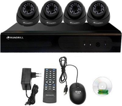 Mandrill 8 Channel Home Security Camera