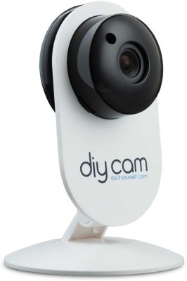DIYCAM HD 720P Night Vision with 2 way Audio & Support upto 64 GB SD card 8 Channel Home Security Camera