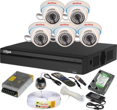 Dahua 8 Ch Dvr System 8 Channel Home Security Camera