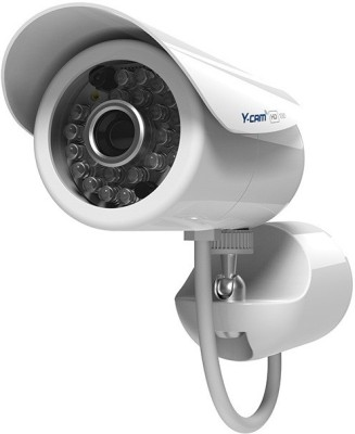 Ycam Bullet HD 1080P 1 Channel Home Security Camera