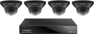 Hasee-HT-04CHIRD1.3HD-4A-4CH-HDCVI-Dvr,-4(1.3MP)-Dome-Cameras(With-Accessories,-1TB-HDD)