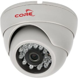 Core CHD-CD3P-W3A139-B3 1.3MP 3.6mm Dome Camera