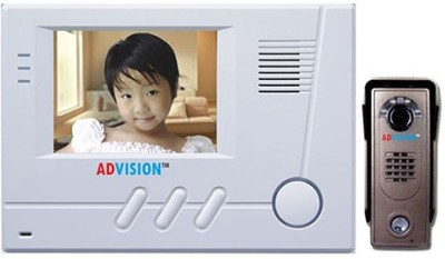 Advision Video Door Phone 1 Channel Home Security Camera