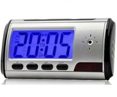 Busicorp Table-Clock 4 Channel Home Security Camera