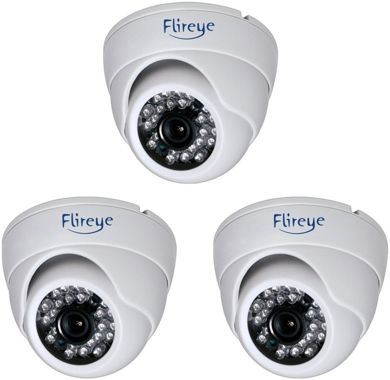 Flireye 1 Channel Home Security Camera(500 GB)