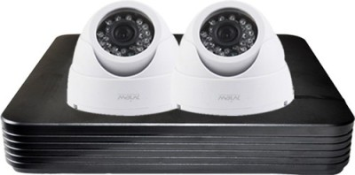 Dview DV-Combo-IR-DVR-1 4 Channel Home Security Camera