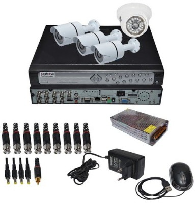 Eagle Eye Technologies 4 Channel Home Security Camera