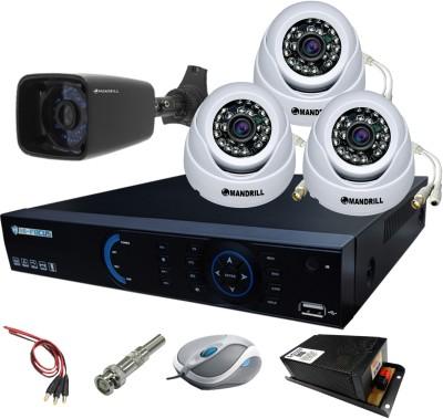 Mandrill Hi Focus Dvr 8 Channel Home Security Camera