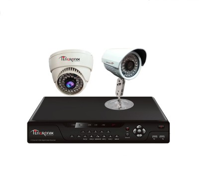 Tentronix 4 Channel Home Security Camera