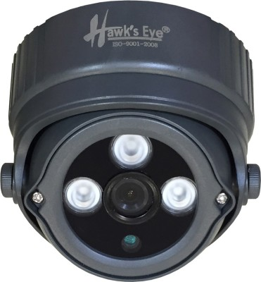Hawks Eye D12-0390-MC 900TVL Dome IR CCTV Camera