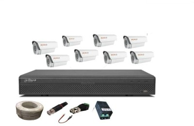 Dahua HCVR 8 Channel Home Security Camera