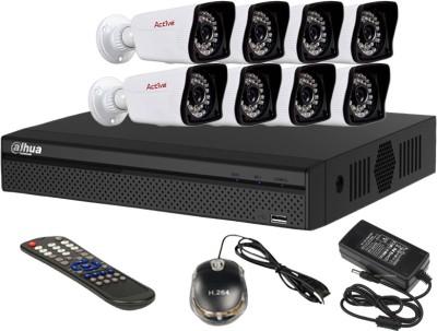 Dahua 8 Ch HDCVI Combo, 8 Camera 8 Channel Home Security Camera
