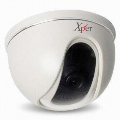 Xper NORMAL DOME CAMERA 1 Channel Home Security Camera