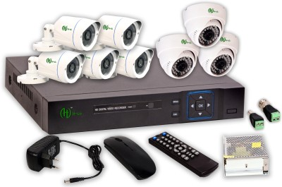 H-to-8CH-AHD-Dvr,-3(1.3MP/36IR)-Dome-&-5(1.3MP/36IR)-Bullet-Cameras-(With-Accessories)