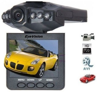 Eye Vision HD Portable DVR With 2.5