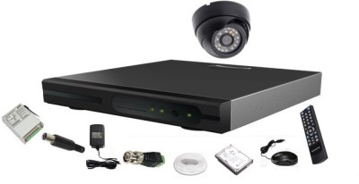 MDI 4 CH DVR System 4 Channel Home Security Camera
