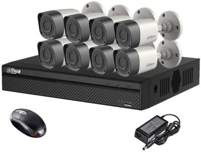Dahua-DH-HCVR4108HS-S2-8CH-Dvr,-8(DH-HAC-HFW1000RP-0360B)-Bullet-Camera-(With-Mouse)