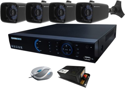 Mandrill 4 Channel Home Security Camera