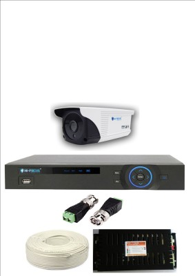 Hi-Focus HCVR 4 Channel Home Security Camera