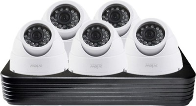 Dview DV-Combo-IR-DVR-3 8 Channel Home Security Camera