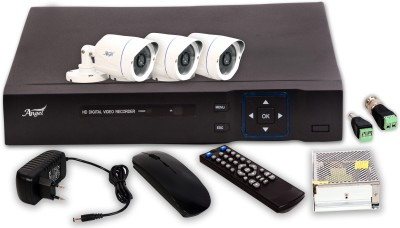 Angel DVR System 4 Channel Home Security Camera