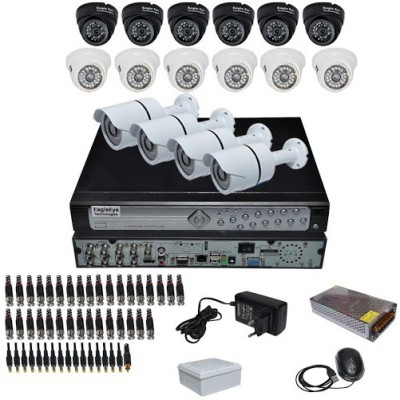 Eagle Eye Technologies 16 Channel Home Security Camera