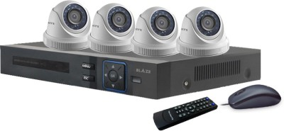 BLAZE 4 Channel Home Security Camera