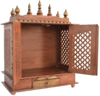 Jordaar Wooden Home Temple(Height: 75 cm)