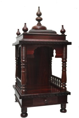 Pavitra Mandir Sheesham Wooden Home Temple