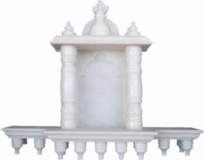 eShilp Marble Home Temple(Height: 25.4 cm)
