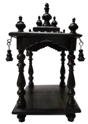 S C Handicrafts Wooden Home Temple