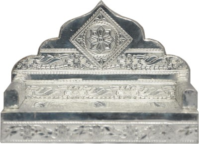 Pavitra Mandir 8 x 5 Aluminium Singhasan Wooden, Aluminium Home Temple