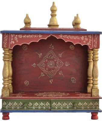 Shri Krishna Wooden Home Temple