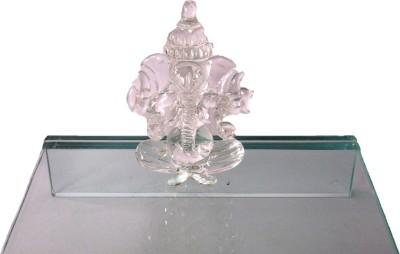 U S Exports Ganesh ji idol Glass Home Temple