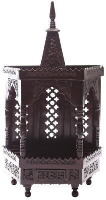 Shilpi HandCrafted Wooden Home Temple(Height: 68.58 cm)